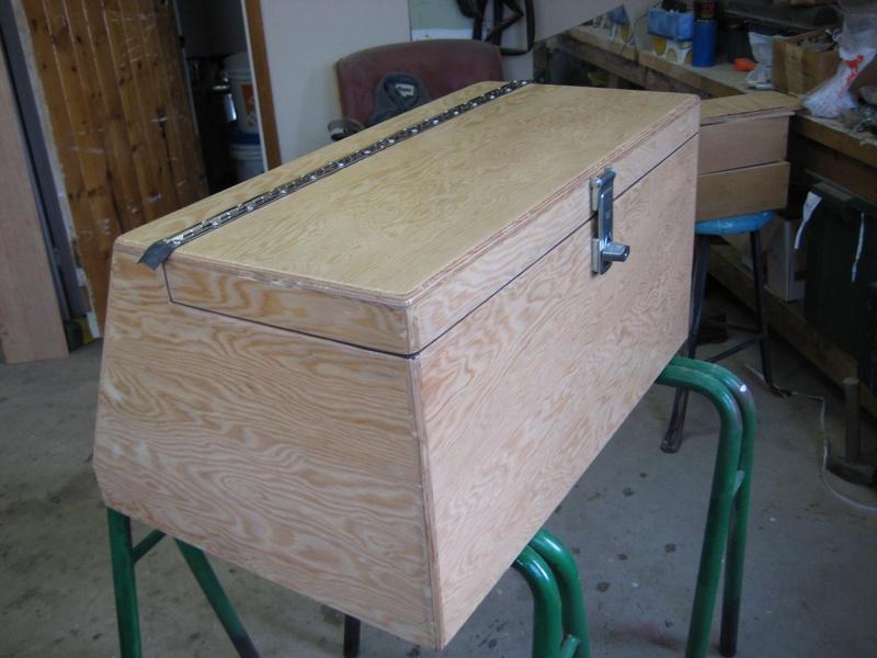 New cargo box